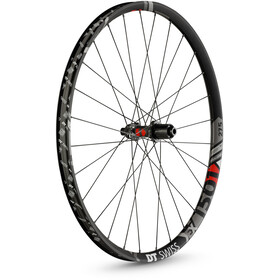 "DT Swiss EX 1501 Spline Ruota posteriore 27.5"" disco CL 148/12mm asse passante, black"